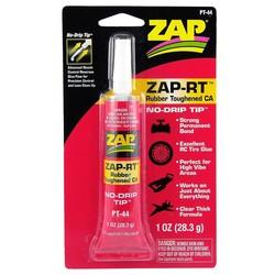 Rubber Toughened Ca Glue - 28g - ZAP - ZAP-PT44