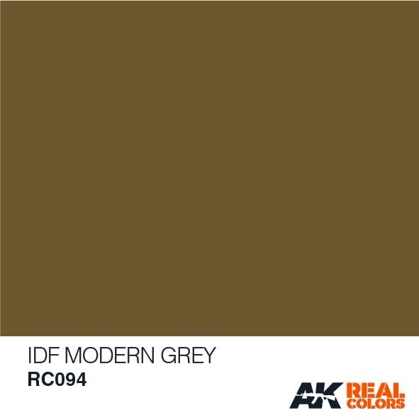 AK-Interactive IDF Sinai Grey Since 1990 - 10ml - RC094
