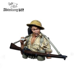 The Desert Fox , British 8th Army - Scale 1/10 - ABT1001