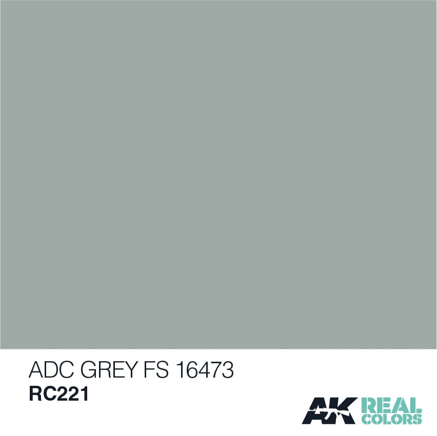 AK-Interactive ADC  Grey FS 16473 - 10ml - RC221