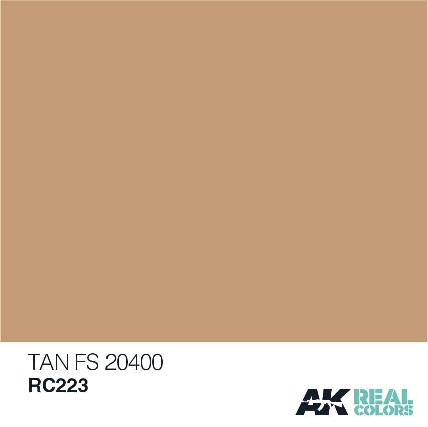 AK-Interactive Tan FS 20400 - 10ml - RC223