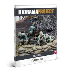 Diorama Project 1.2 - Ww2 FiguresEnglish - Ammo by Mig Jimenez - EURO-0029