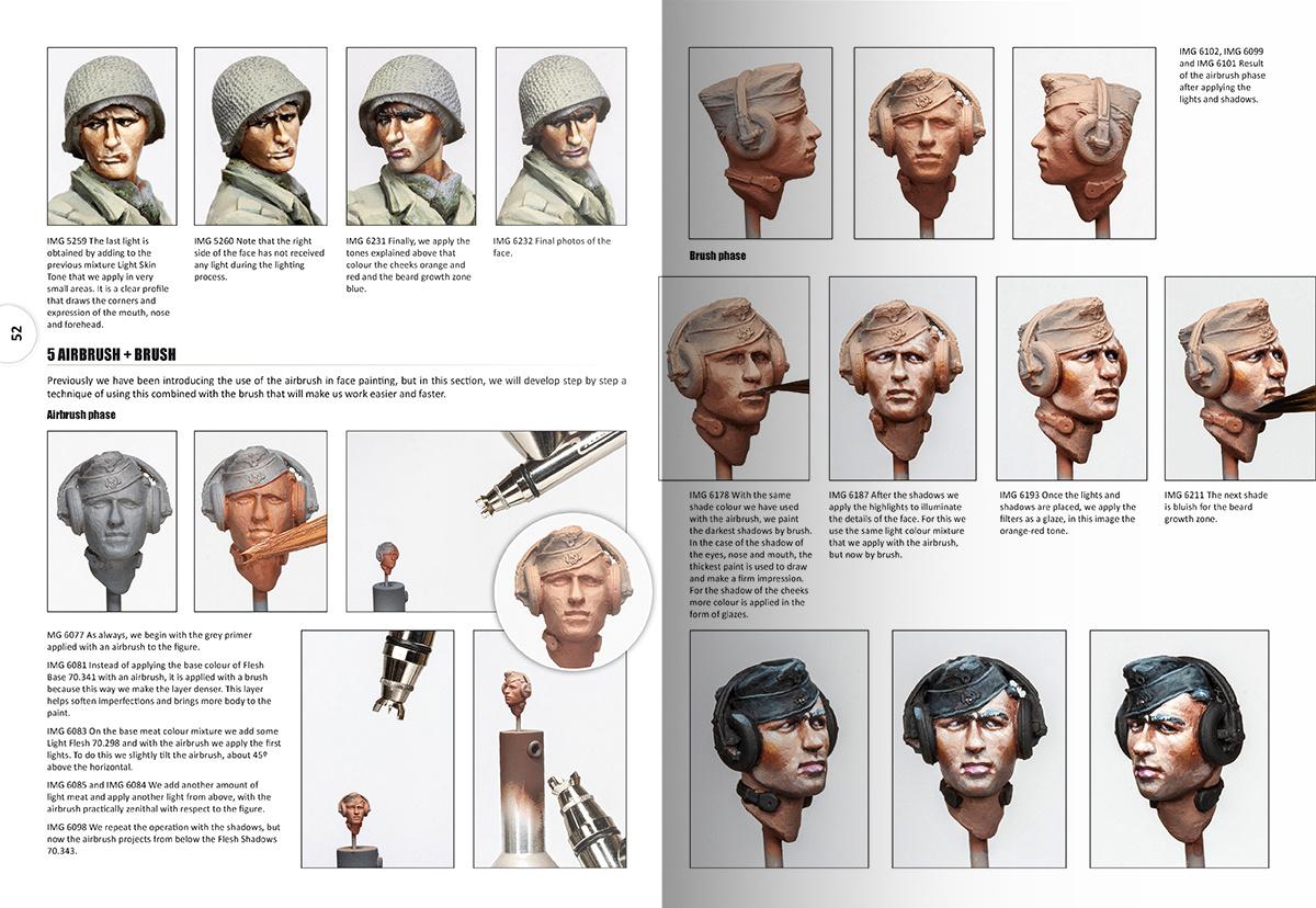 Ammo by Mig Jimenez Diorama Project 1.2 - Ww2 FiguresEnglish - Ammo by Mig Jimenez - EURO-0029