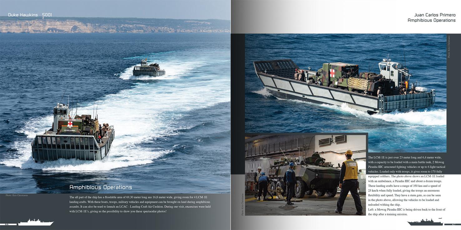 Ammo by Mig Jimenez Aircraft Carrier Juan Carlos I - Ammo by Mig Jimenez - DH-S001