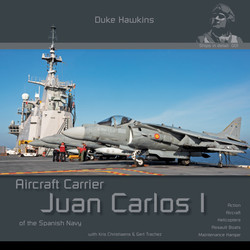 Aircraft Carrier Juan Carlos I - Ammo by Mig Jimenez - DH-S001