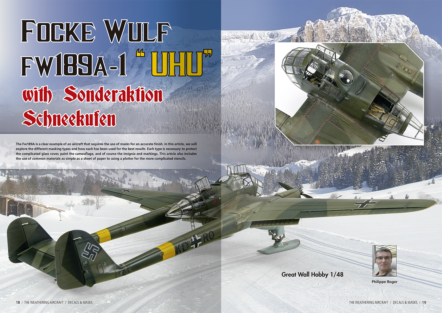 The Weathering Aircraft The Weathering Aircraft Issue 17. Decals & Masks English - The Weathering Aircraft - A.MIG-5217
