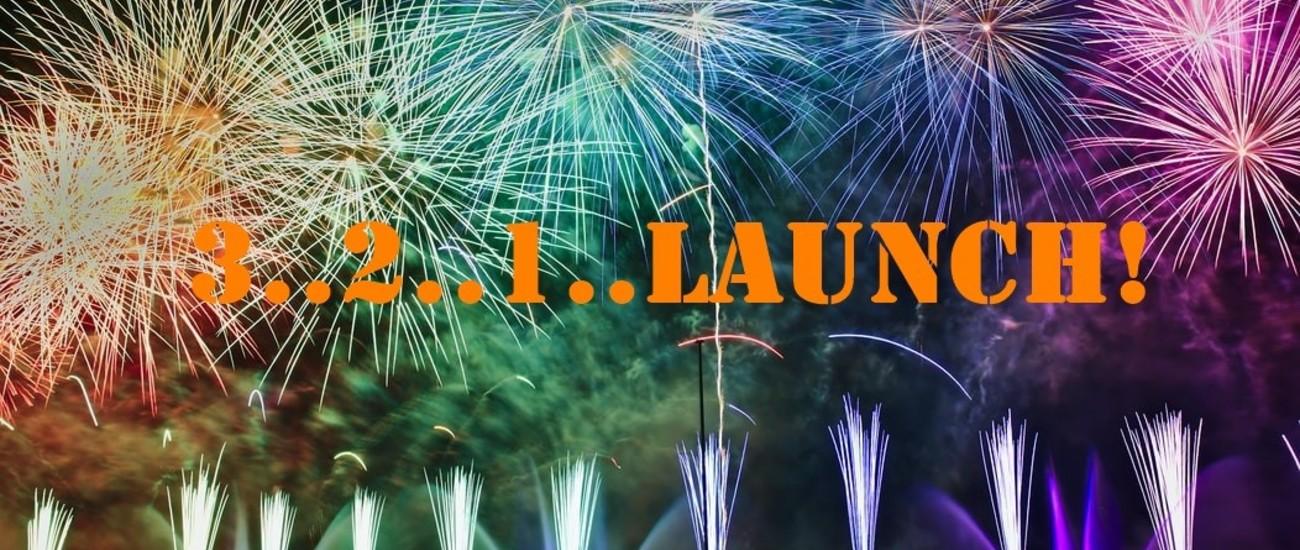 3..2..1..Launch!