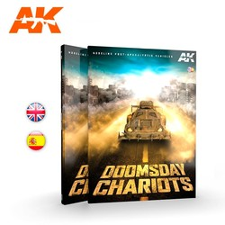 Doomsday Chariots – Modeling Post-Apocalyptic Vehicles - AK-Interactive - AK-258