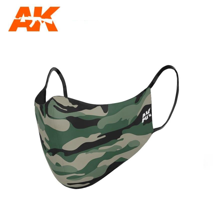AK-Interactive Classic Camouflage Face Mask 1 - AK-Interactive - AK-9098