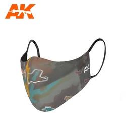 Urban Camouflage Face Mask 1 - AK-Interactive - AK-9096