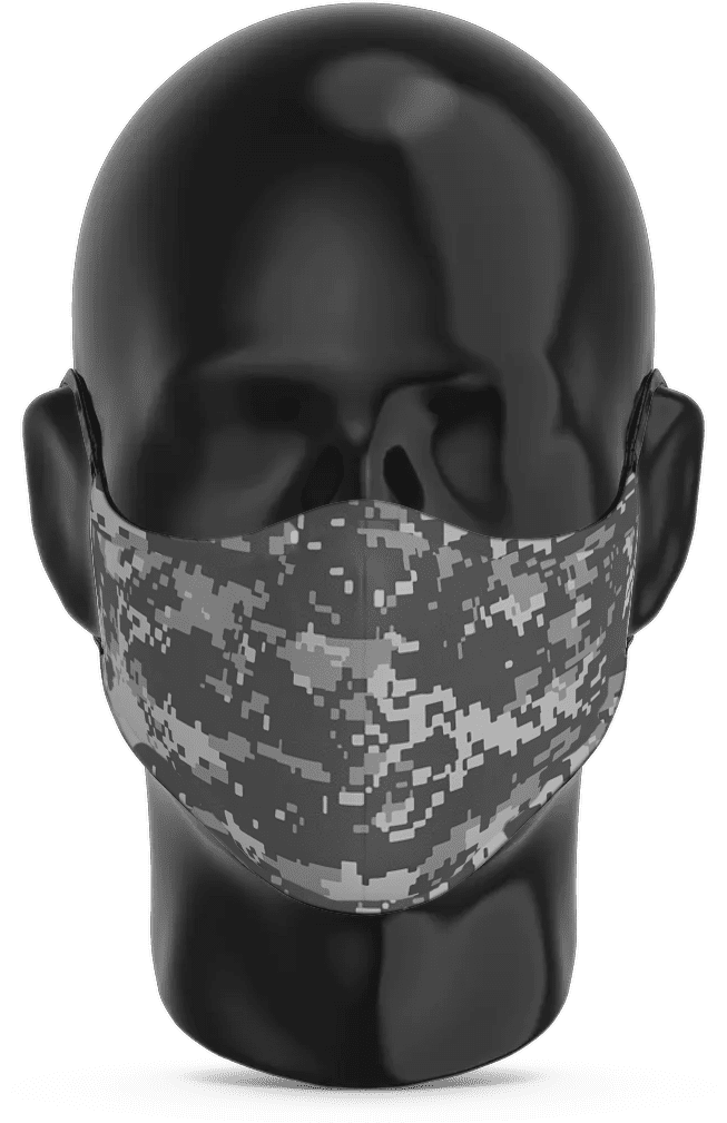 AK-Interactive Classic Camouflage Face Mask 2 - AK-Interactive - AK-9099