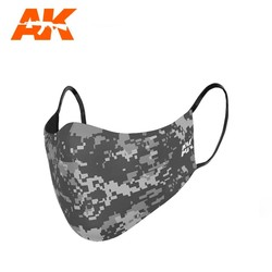 Classic Camouflage Face Mask 2 - AK-Interactive - AK-9099