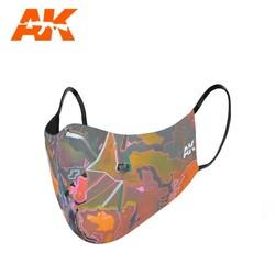 Urban Camouflage Face Mask 2  - AK-Interactive - AK-9097