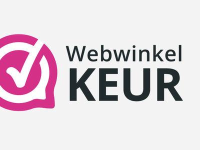 Gecertificeerd door WebwinkelKeur!