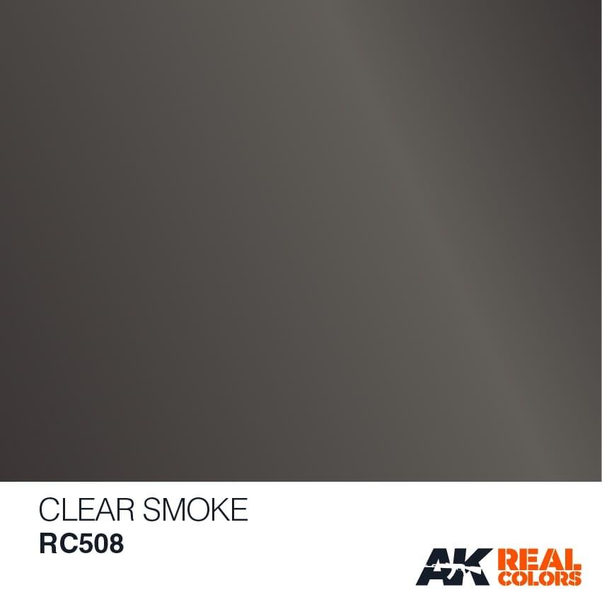 AK-Interactive Clear Smoke - 10ml - RC508
