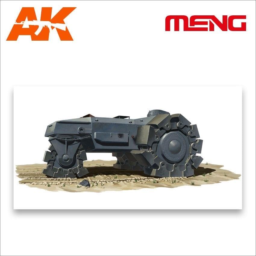 Meng Models VsKfz 617 Minenräumer - Scale 1/35 - Meng Models - MM SS-001