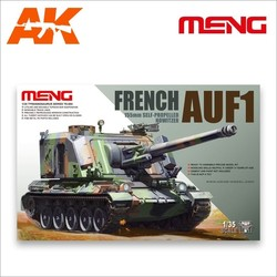 French AUF1 155mm Self-propelled Howitzer - Scale 1/35 - Meng Models - MM TS-004