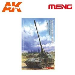 German Panzerhaubitze 2000 Self-Propelled - Scale 1/35 - Meng Models - MM TS-012