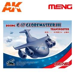 Boeing C-17 Globemaster III Transporter - Cartoon Model - Meng Models - MM Mplane-007