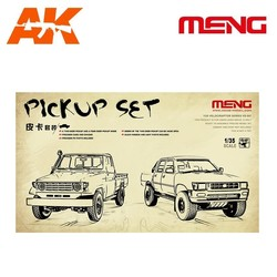 Pickup Set - Scale 1/35 - Meng Models - MM VS-007