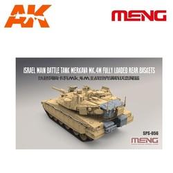 Israel Main Battle Tank Merkava Mk.4M Fully - Scale 1/35 - Meng Models - MM SPS-056