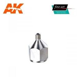 """Connector A7 1,4"""" female - M5 male - Fine Arts - FA 637"""