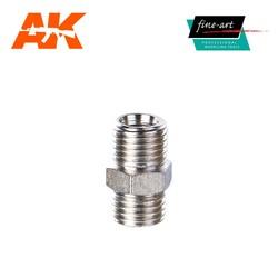 """Connector A6 1,4"""" male - 1,4"""" male - Fine Arts - FA 636"""