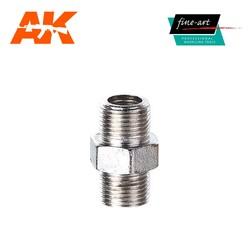 """Connector A2 1,8"""" male - 1,8"""" male - Fine Arts - FA 632"""