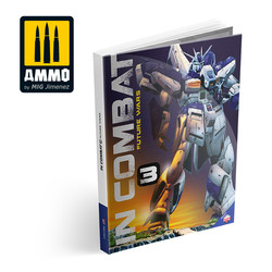 In Combat 3: Future Wars English - Ammo by Mig Jimenez - A.MIG-6086