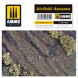 Airfield Autumn - Ammo by Mig Jimenez - A.MIG-8482