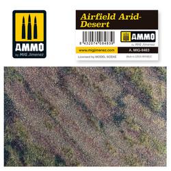 Airfield Arid-Desert - Ammo by Mig Jimenez - A.MIG-8483