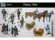Masterbox *France, 1944* - Scale 1/35 - Masterbox - MBLTD3578