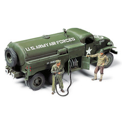 US 2.5to 6x6 Airf. Fuel Truck  - Scale 1/48 - Tamiya - TAM32579