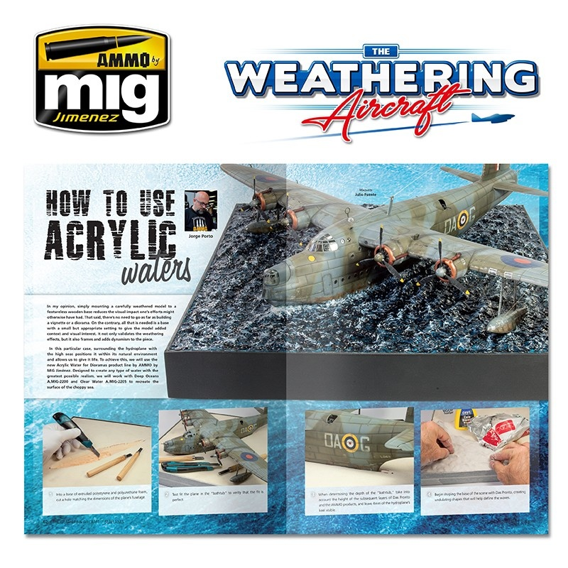 The Weathering Aircraft The Weathering Aircraft - Issue 8. Seaplanes - English - A.MIG-5208