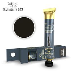 Smoke Black - High Quality Dense Acrylic Colors - 20ml - Abteilung 502 -  ABT1103