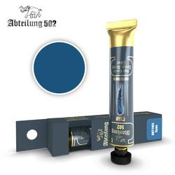Cyan - High Quality Dense Acrylic Colors - 20ml - Abteilung 502 -  ABT1105