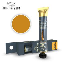 Oxide Yellow - High Quality Dense Acrylic Colors - 20ml - Abteilung 502 -  ABT1109