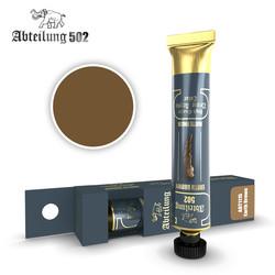 Earth Brown - High Quality Dense Acrylic Colors - 20ml - Abteilung 502 -  ABT1115