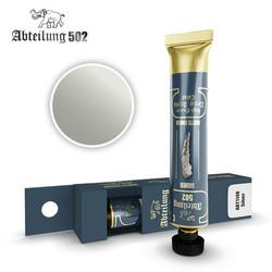 Silver - High Quality Dense Acrylic Colors - 20ml - Abteilung 502 -  ABT1148