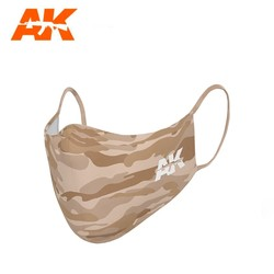 Face Mask Classic Camouflage 04 - AK-Interactive - AK-9159