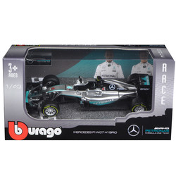 F1 2016 Mercedes Amg Team Lewis Hamilton - Scale 1/43 - Bburago - BBO18-38026