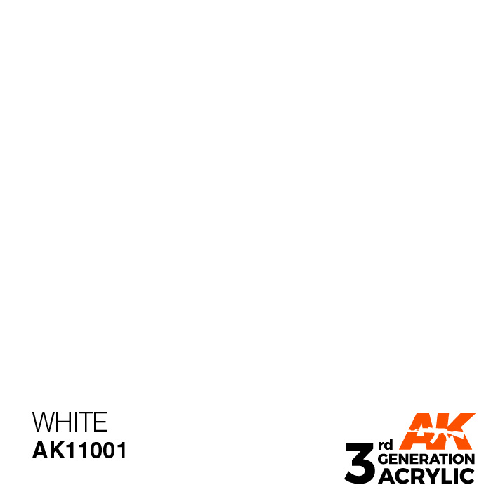 AK-Interactive 3rd Generation Acrylic Modelling Color - 17ml - AK-Interactive