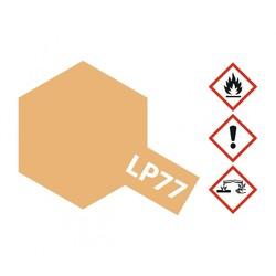Laquer Paint LP-77 Light Brown DAK 1942 - 10ml - Tamiya - TAM82177