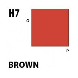 Aqueous Hobby Color Brown - 10ml - Mr Hobby / Gunze - MRH-H-007