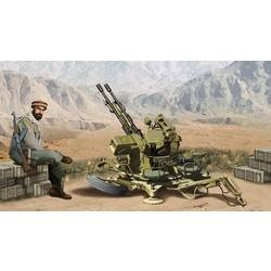 Anti Aircraft Gun ZU-23-2 - Scale 1/48 - ACE - ACE48101