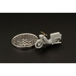 """Jawa 50 typ 21`""""Pionyr"""" motorbike - Scale 1/87 - Hauler - HLR87154"""