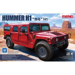 Hummer H1 - Scale 1/24 - Meng Model - MM CS002