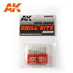Drill Bits - AK-Interactive - AK-9043