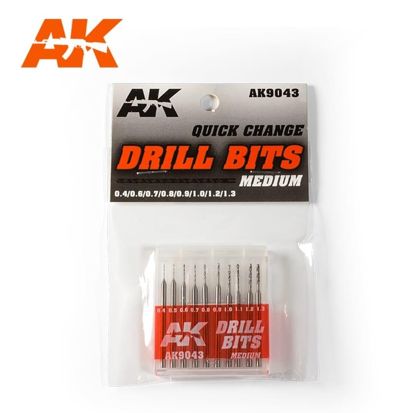 AK-Interactive Drill Bits - AK-Interactive - AK-9043