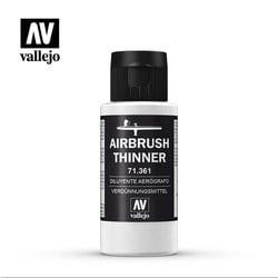 Model Air - Thinner - 60ml - Vallejo - VAL-71361